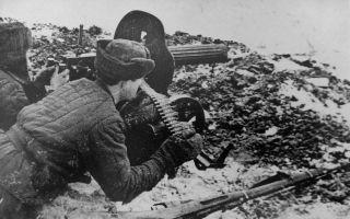 Битва за Москву (1941-1942 годы)