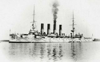 Русско-японская война 1904-1905 годов (таблица)