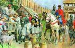 Полюдье (сбор дани) в Древней Руси