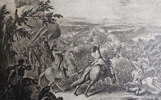 Русско-турецкая война 1768-1774 годов (таблица)