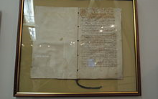 Столбовский мир  1617 г. со Швецией