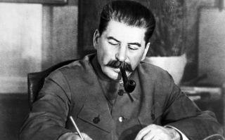 Генсеки СССР в хронологическом порядке (таблица)