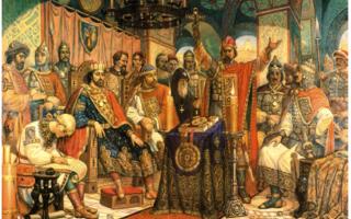 Распад древнерусского государства