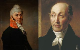 Сравнить проекты Новосильцева и Сперанского