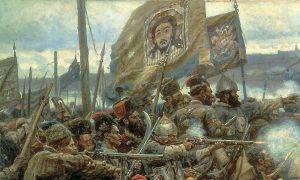 История флага России (кратко)
