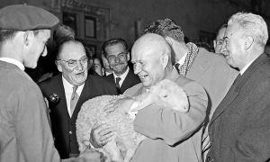 Внутренняя и внешняя политика Хрущева