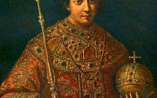 Правление царя Федора 3 Алексеевича (кратко)