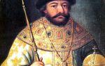 Царь Борис Годунов (биография)