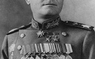 Конев Иван Степанович (биография)