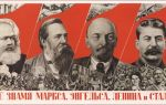 Культ личности Сталина (кратко)