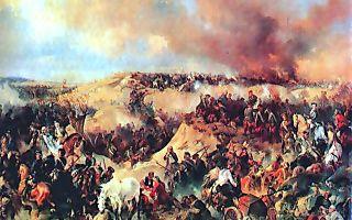 Семилетняя война 1756-1763 гг. (таблица событий и сражений)