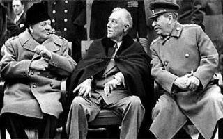 Конференции стран-участниц антигитлеровской коалиции (таблица)