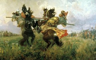 Куликовская битва (кратко)