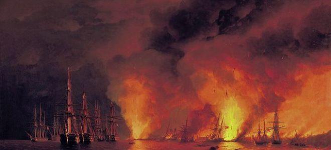 Сражения Крымской войны
