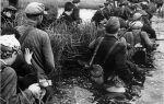 Партизаны Великой Отечественной войны 1941-1945 годов