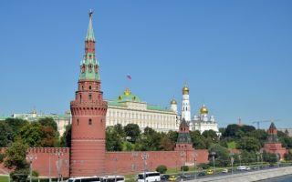 История Московского Кремля (кратко)