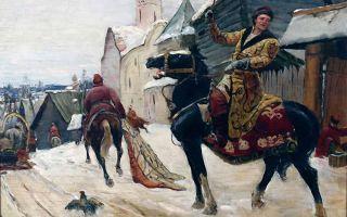 Опричнина Ивана Грозного