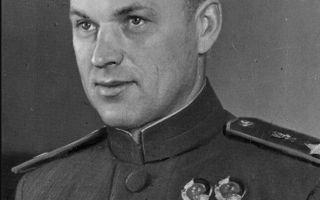 Рокоссовский Константин Константинович (биография)