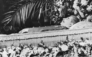Смерть Сталина и ее причины
