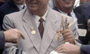 Визит Хрущева в США