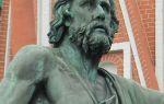 Дмитрий Пожарский (краткая биография)