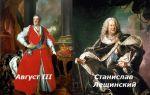 Война за польское наследство 1733-1735 годов