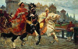 Внутренняя политика Ивана Грозного (кратко)