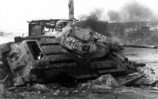 Вторая мировая война (таблица)