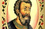 Московский князь Василий II Темный (биография)