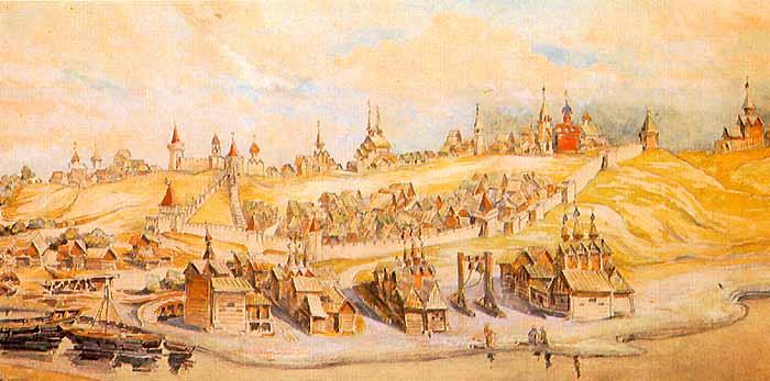 Нижний новгород когда был основан