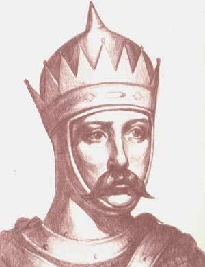 Юрий Долгорукий портрет